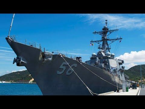 Mỹ tìm căn cứ mới để chống Trung Quốc ở Biển Đông