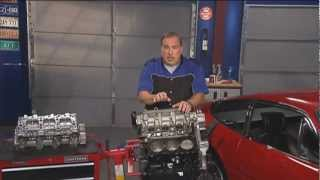 Broken Timing Belt damages some Engines without Piston to