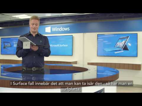 Surface Pro 4 How-To 2-i-1