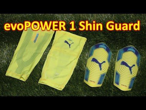 Puma evoPOWER 1 Shin Guard Review - UCUU3lMXc6iDrQw4eZen8COQ