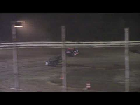 Hummingbird Speedway (7-31-21): Andy Man's Car Care Four-Cylinder Feature - dirt track racing video image