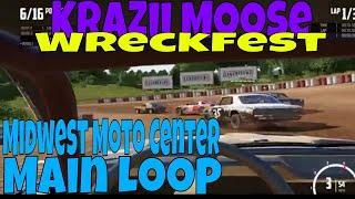 Wreckfest Midwest Moto Center Main Loop