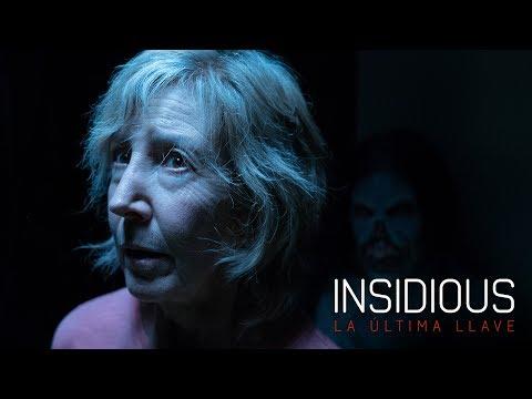 INSIDIOUS: LA ÚLTIMA LLAVE. Ten mucho cuidado. En cines 5 de enero.
