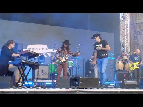 Zespół Korek - koncert na Gwarkach 2019 - część II