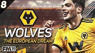 Wolves: The European Dream - #8