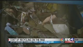 City of Tucson changing recycling program