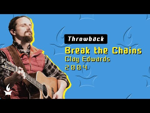 Break the Chains -- The Prayer Room Live Throwback Moment