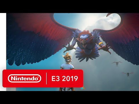 Gods & Monsters - Announcement Trailer - Nintendo Switch