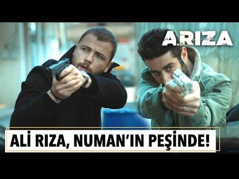 Ali Rıza, Numan'ın peşinde! | Arıza 12. Bölüm