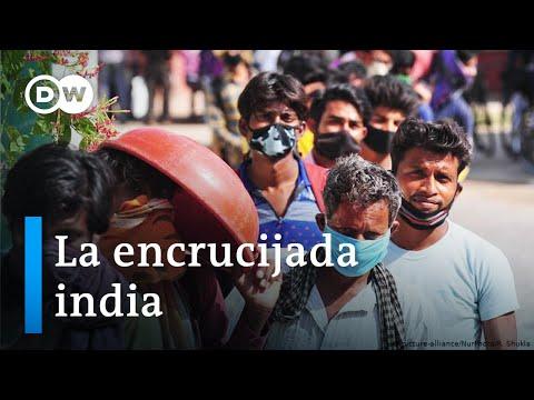 India supera los 7 millones de contagios