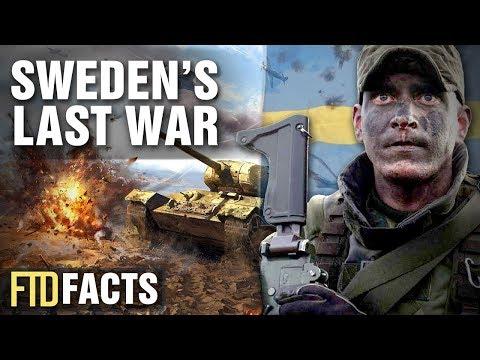 This Was Sweden's Last War