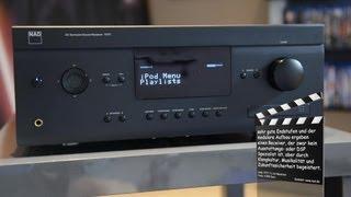 Test NAD T777 AV-Receiver - YouTube