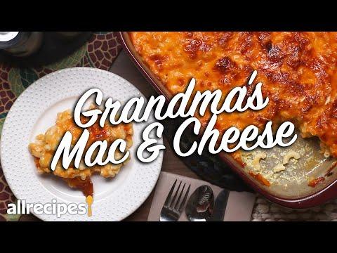 How To Make Grandma?s Southern Baked Mac & Cheese | Easy Homemade Recipe | Allrecipes.com