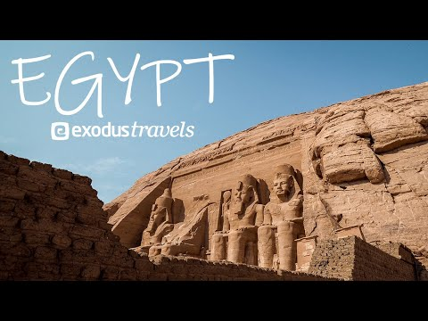 Discover Egypt with Exodus Travels