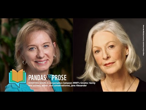 Pandas and Prose with Jane Alexander