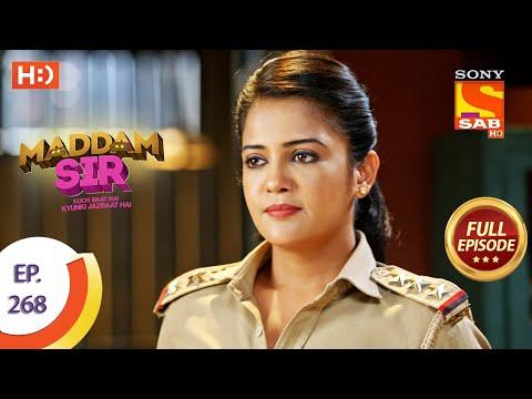 Madam Sir - Ep 268 - Full Episode - 5th August, 2021