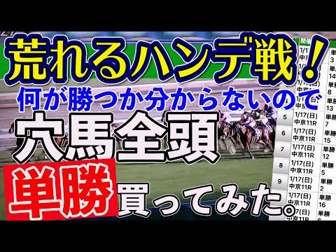 チャンネル 競馬 データ 検証