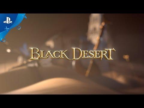 Black Desert - E3 2019 Teaser Trailer | PS4