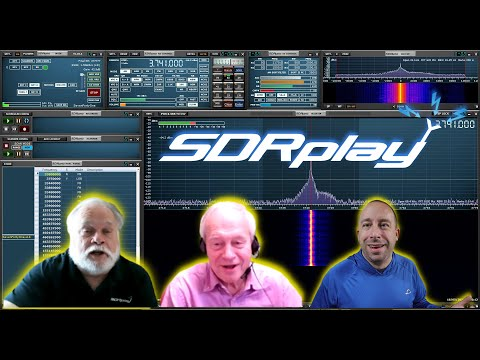 SDRplay Overview and Sneak Peek of New Features!!! #YTHF21