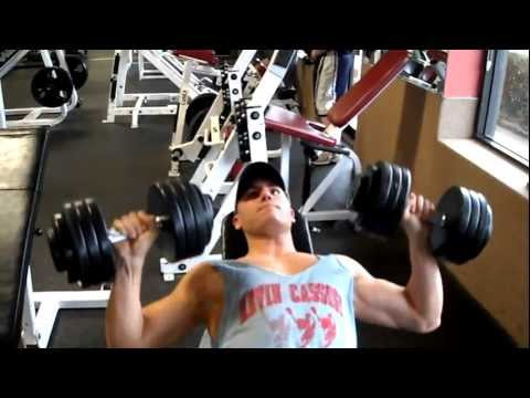 Chest Workout High Volume - UCHZ8lkKBNf3lKxpSIVUcmsg