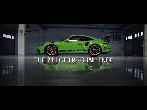 The 911 GT3 RS Challenge ? Level 5: Grand Finale.