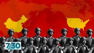 How will Australia and others deal with the rise of China as a new superpower?   7.30
