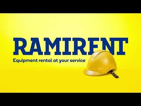 Ramirent Wash&Go 15s