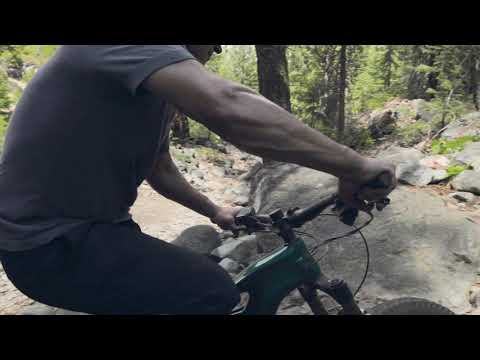 eMTB Riding Tips: Feather Brakes to Set Up for a Climb, with Mark Weir