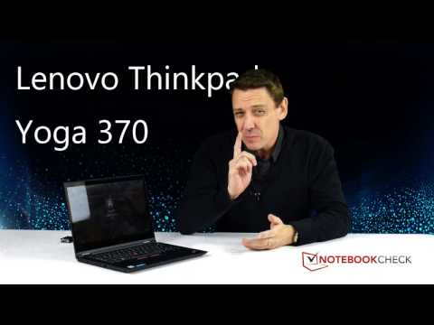 Lenovo ThinkPad Yoga 370 Review - 87% score for this business convertible