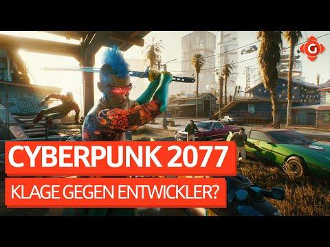 CYBERPUNK 2077: Klage gegen den Entwickler?! Die kostenlosen Spiele von EPIC! | GW-NEWS 21.12