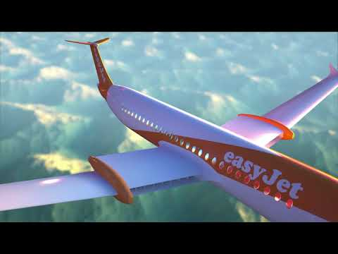 EasyJet to fly battery-powered planes within the next decade