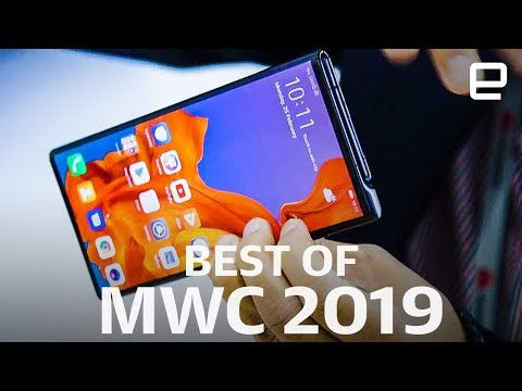 The Best of MWC 2019: Foldables, wearables, and all the rest - UC-6OW5aJYBFM33zXQlBKPNA