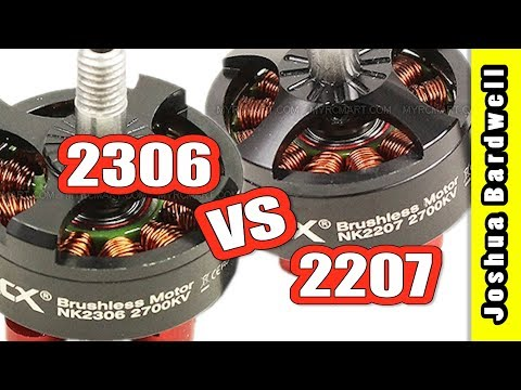 RCX 2306 vs 2207 Motor For FPV Mini Quad | WHICH IS BEST - UCX3eufnI7A2I7IkKHZn8KSQ