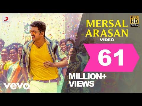 Mersal - Mersal Arasan Tamil Video | Vijay | A.R. Rahman - UCTNtRdBAiZtHP9w7JinzfUg