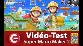 Vidéo-Test : [Vidéo Test] Super Mario Maker 2, on en pense quoi chez ConsoleFun ?
