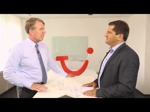 TUI Talk: Fritz Joussen on the future strategy of TUI Group