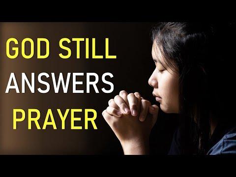 GOD STILL ANSWERS PRAYER - BIBLE PREACHING  PASTOR SEAN PINDER
