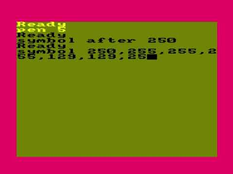 BASIC Tip #1: Firmware screen resetting [ Amstrad CPC ]