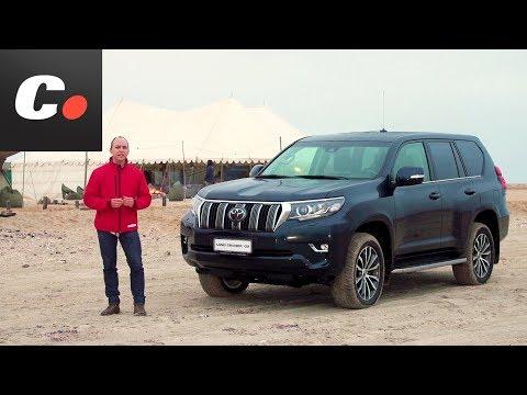 Toyota Land Cruiser (Prado) 2018 | Primera prueba / Test / Review en español | coches.net