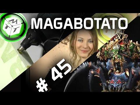 MAGABOTATO #45 | Heißklebepistole | Warhammer Orks und Goblins | DICED