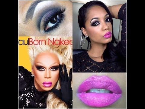 Rupaul glamazon makeup