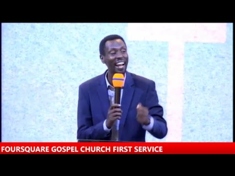 LIVE  FOURSQUARE GOSPEL CHURCH