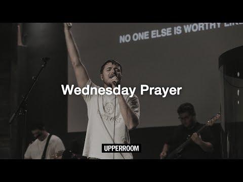 UPPERROOM Wednesday Prayer (Rebroadcast)