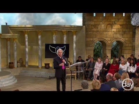 The Presence of The Lord, Part 1 - a special sermon from Benny Hinn