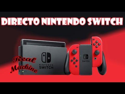Directo juegos nintendo Switch #1