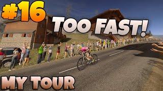 Le Tour De France 2019 MY TOUR #16 - DECIDING DESCENT!!! ( PS4 English Gameplay EP 16)