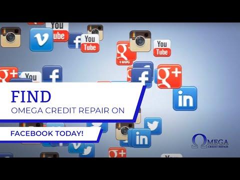 Omega Credit Repair is on Facebook!
