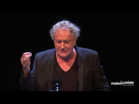 Vidéo de Éric Chevillard