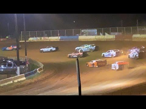 8/7/2021 Super Sportsman Cherokee Speedway - dirt track racing video image