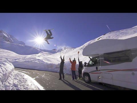 """Sunlight """"Factory Team"""" - Freeski Crew Kaunertal Trip - A70 (2016)"""